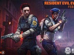 The Division 2 x Resident Evil