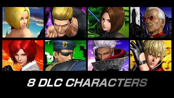 The-King-of-Fighters-XIV-Ultimate-Edition-DLC