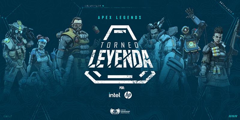 LVP México, HP e Intel traen el Torneo Leyenda-Apex Legends