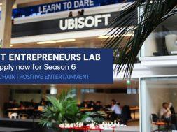 Ubisoft Programa Entrepreneurs Lab 2021
