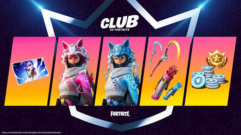 Vi Club Fortnite