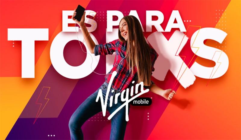 Conoce la nueva campaña Virgin Mobile es para ToDXS