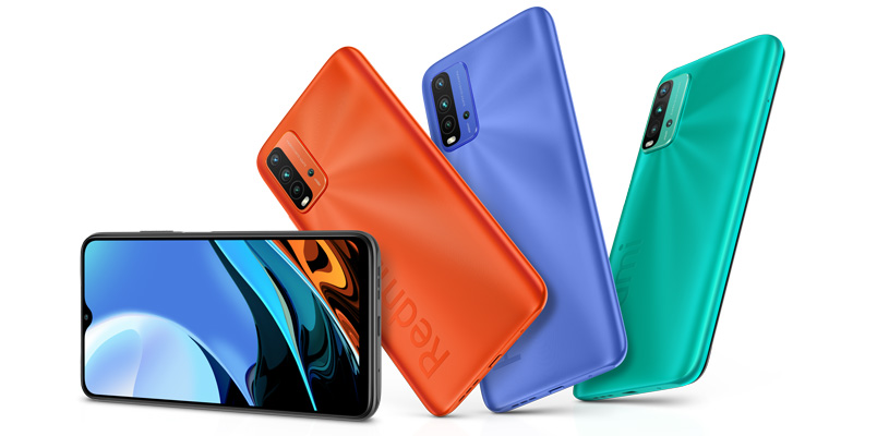 Xiaomi Redmi 9T camaras