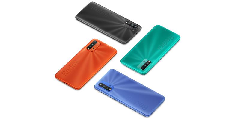 Xiaomi Redmi 9T colores