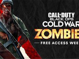 Zombis Black Ops Cold War gratuito