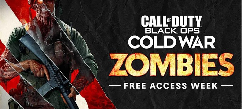 Zombis Black Ops Cold War gratuito