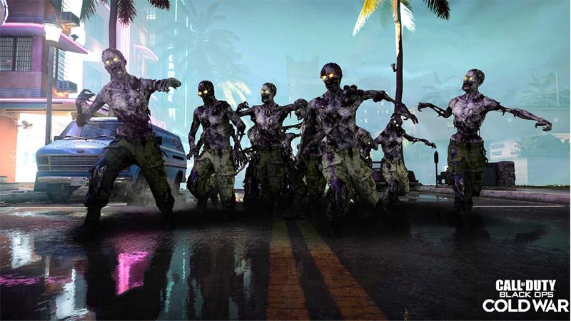 Zombis Black Ops Cold War gratuito modos