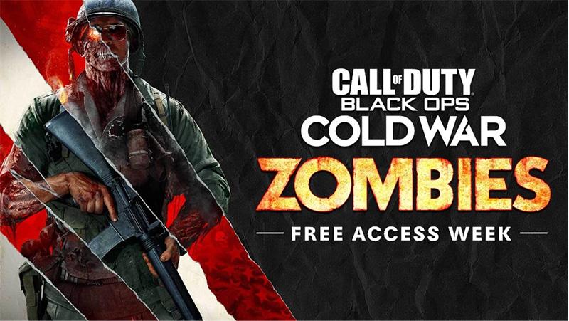 El modo Zombis de Black Ops Cold War estará gratis
