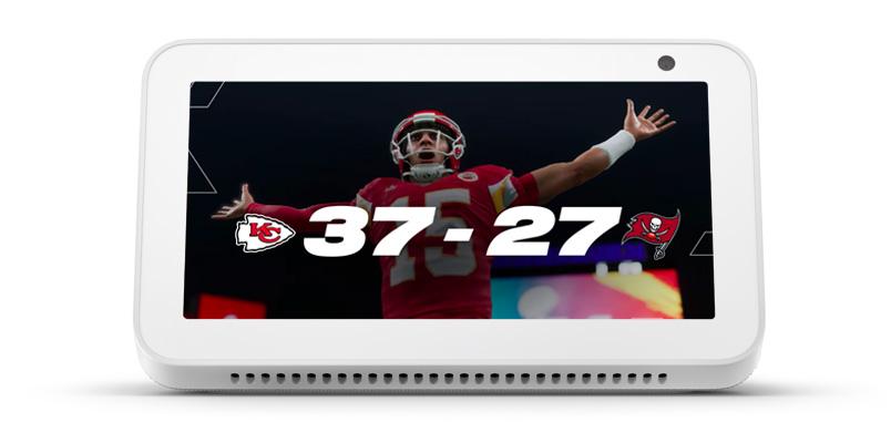 Alexa Super Bowl LV