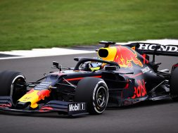 America Movil Red Bull Racing