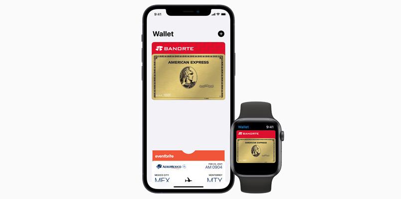 Apple Pay Banorte Mexico