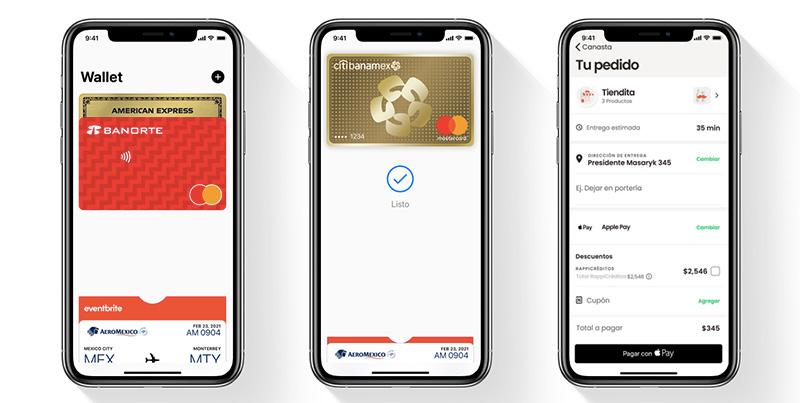 Apple Pay en iPhone y Apple Watch llega a México con estos bancos