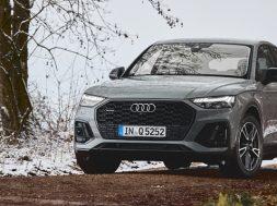 Audi Q5 Sportback Mexico frontal