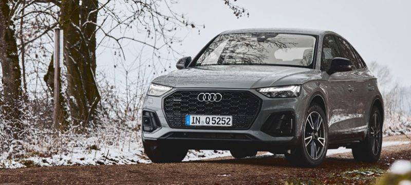 Audi Q5 Sportback Mexico frontal