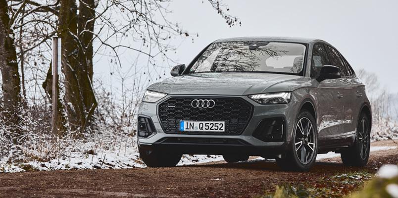Audi Q5 Sportback inicia su producción en la planta de Audi México