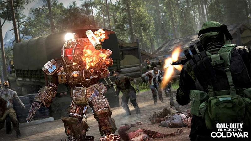 Brote; lo nuevo de Zombis de Call of Duty: Black Ops Cold War