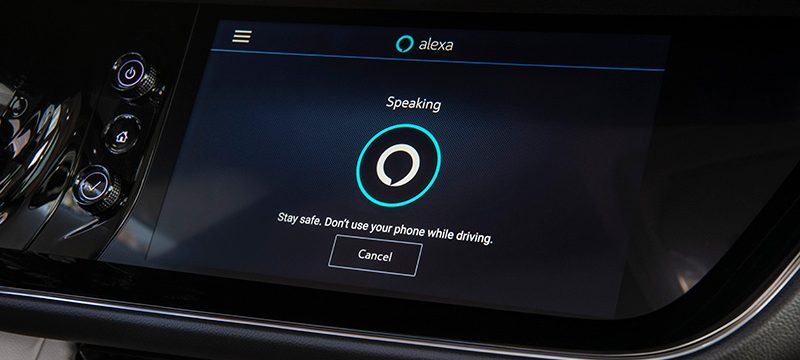 Buick Envision 2021 Alexa Amazon
