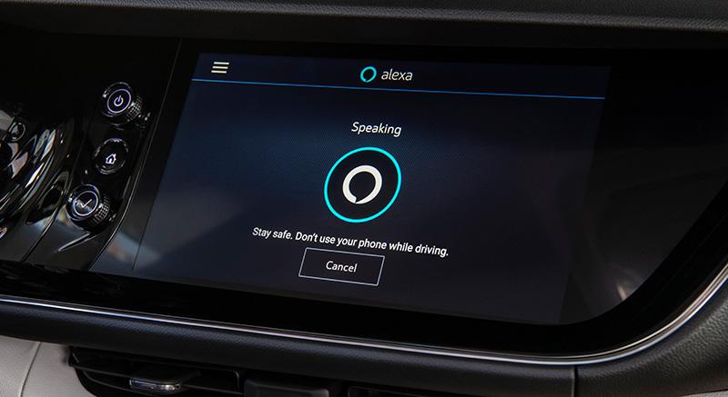 Buick Envision 2021 es el primer vehículo en México con Alexa