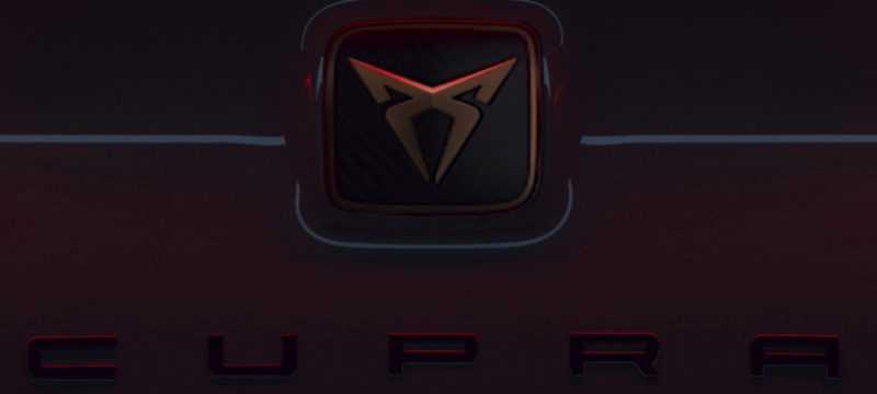 CUPRA Formentor VZ5 anuncio