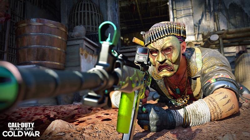 Call of Duty Naga
