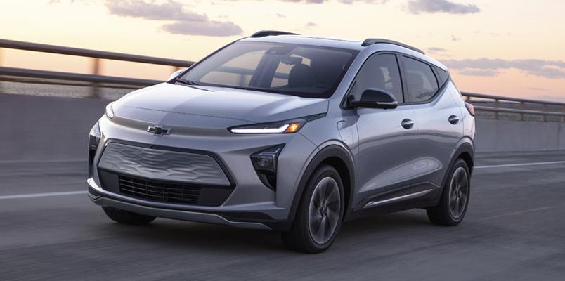 Chevrolet Bolt EUV; un SUV eléctrico con autonomía de 402 km