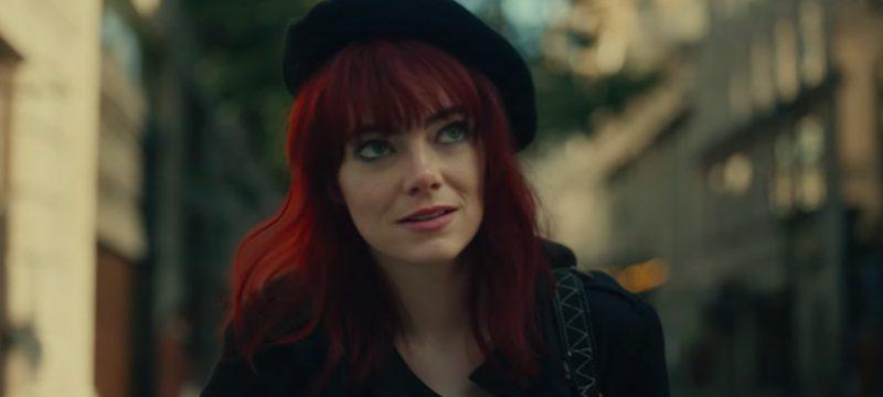 Curella Emma Stone trailer