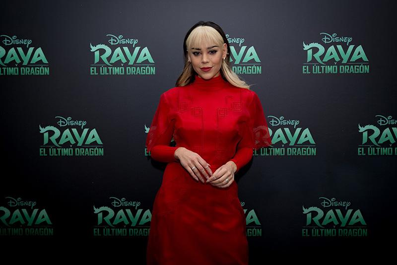 Danna-Paola-Raya-y-el-ultimo-dragon Disney