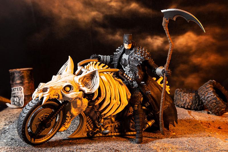 Death Metal Batman Bandai Collectors Shop