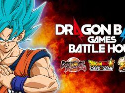 Dragon Ball Games Battle Hour