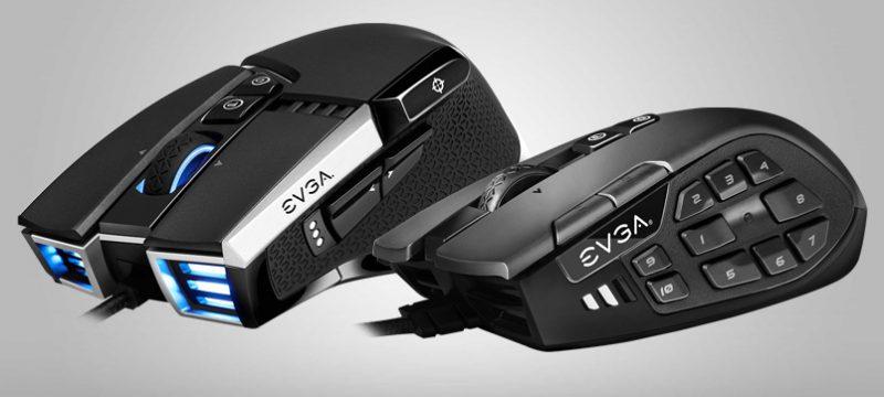 EVGA mouse X15 X17 X20