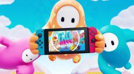 Fall Guys: Ultimate Knockout llegará a Nintendo Switch este año