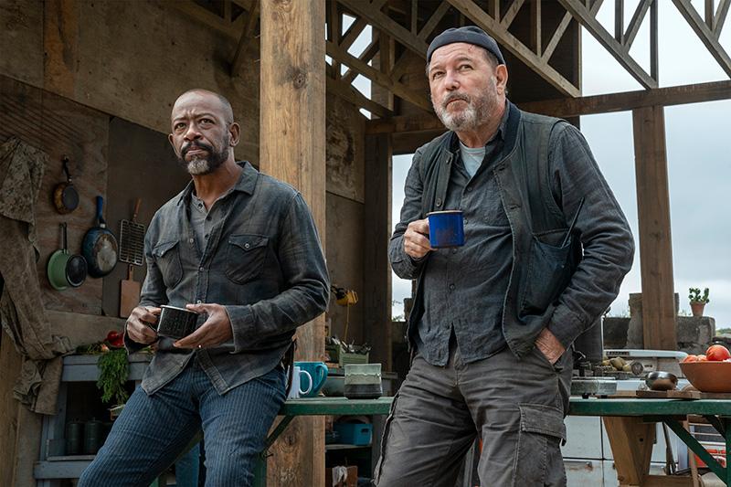 Nuevo tráiler de la Temporada 6, parte 2 de Fear The Walking Dead