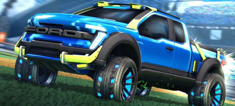 Ford F-150 Rocket League Edition