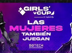 Girls Cup Mexico Logitech