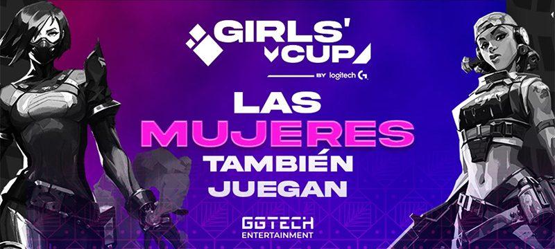 Girls Cup Mexico Logitech