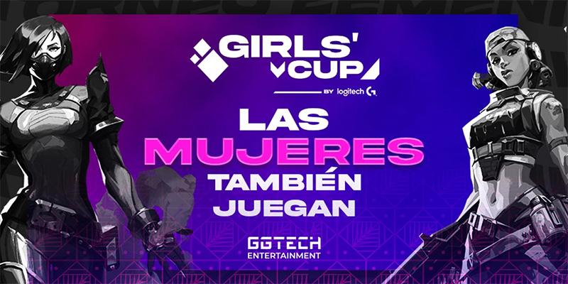 Participa en Girl's Cup; el primer torneo femenil de Valorant en México