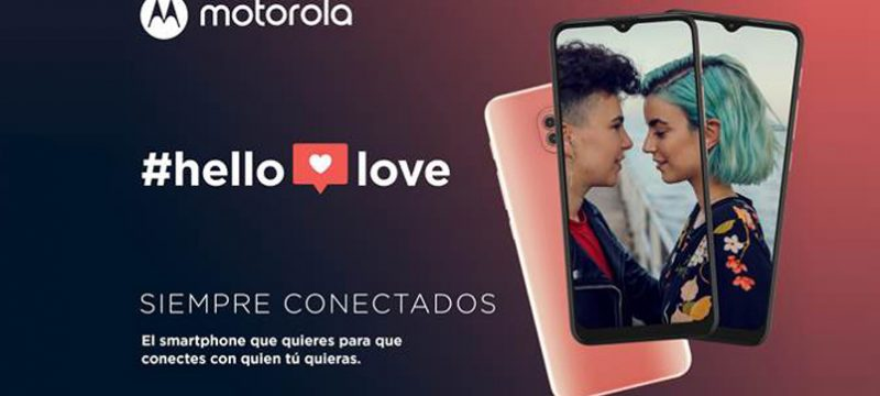 Hello Love de Motorola