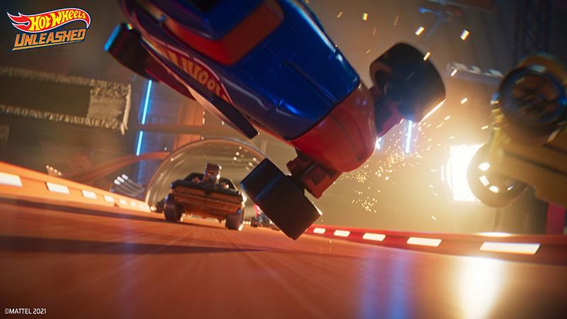 Así serán las carreras de carritos en Hot Wheels Unleashed