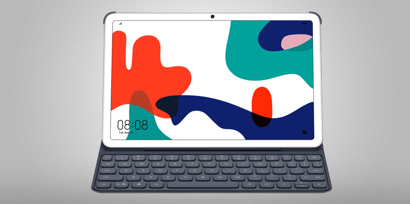 Huawei MatePad con Kirin 820 ya en México y este es su precio