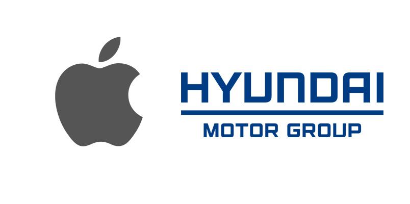 Hyundai-KIA serían los encargados de fabricar el auto de Apple