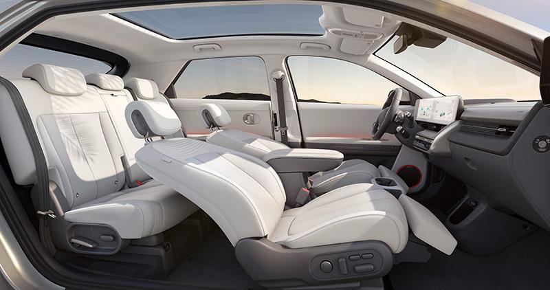 Hyundai IONIQ 5 presentacion espacio