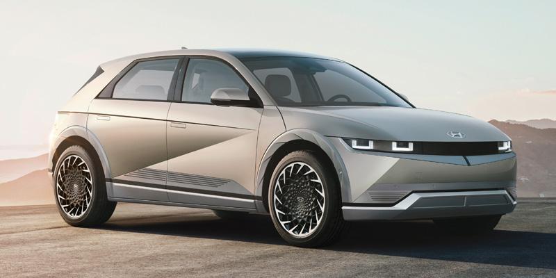 Hyundai IONIQ 5 así es el nuevo crossover totalmente eléctrico
