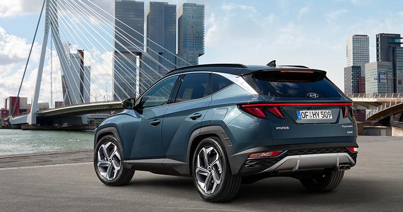 Hyundai Tucson 2022 previo atras