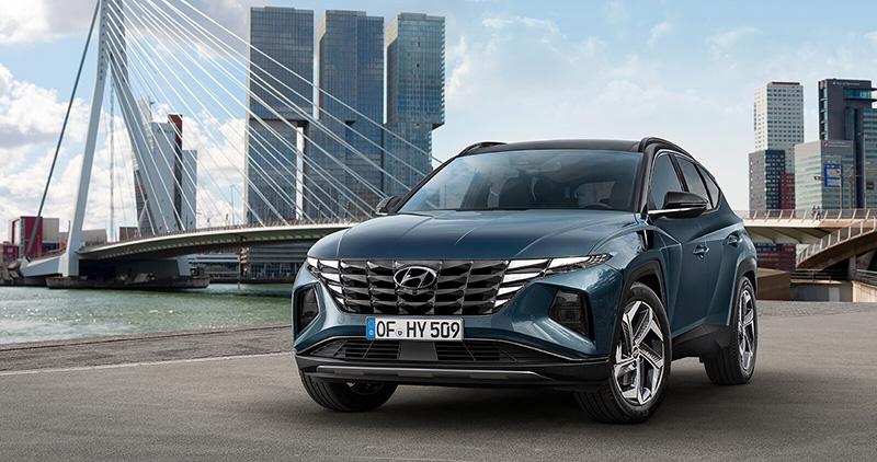 Con la Señal de Poder, Hyundai Tucson 2022 te lleva al autocinema