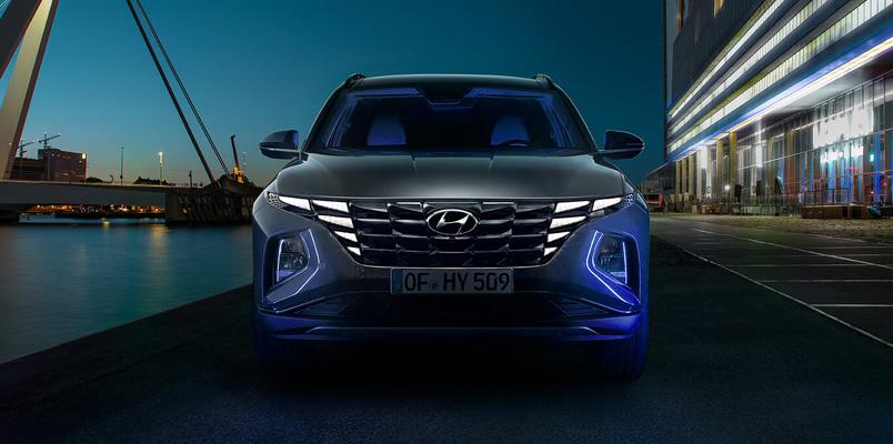 Hyundai prepara la llegada del nuevo Hyundai Tucson 2022