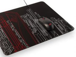 Ikea ROG lanespelare mouse pad