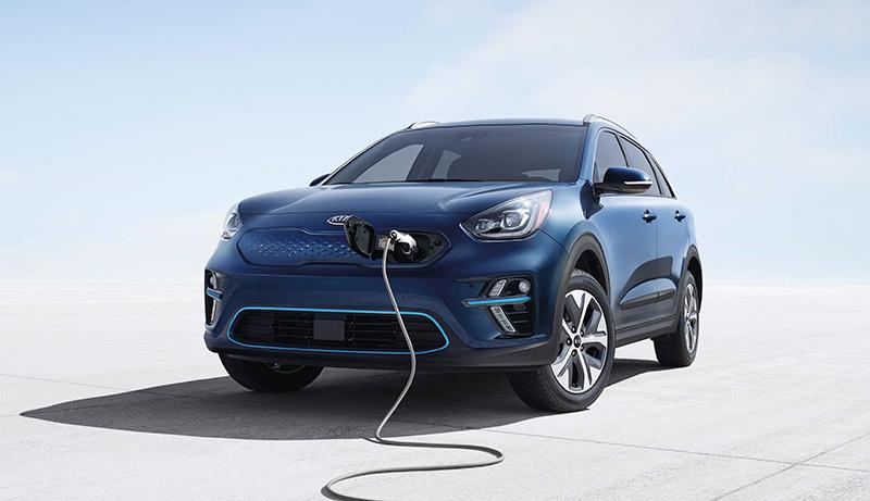 KIA Niro EV ofrece la mejor experiencia en un vehículo eléctrico