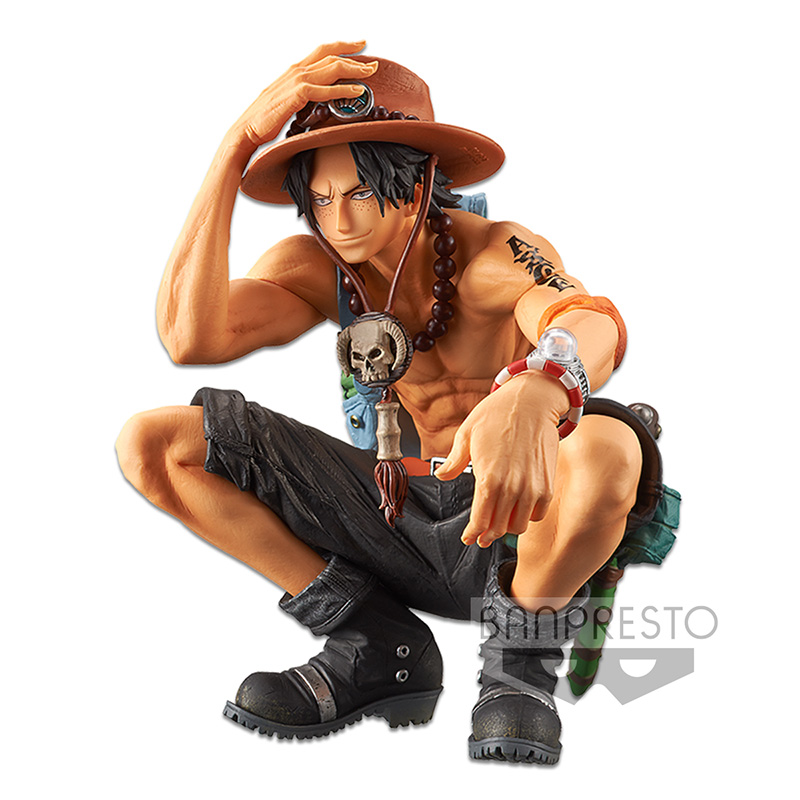 King Of Artist The Portgas. D Ace -Special Bandai Collectors Shop