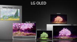 Listos los televisores LG OLED, QNED Mini LED y NanoCell 2021