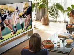 LG OLED Super Bowl